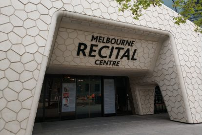 Melbourne Recital Centre 03