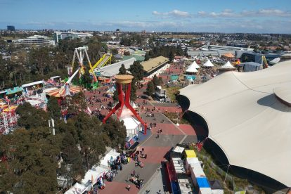 Melbourne Showgrounds 06