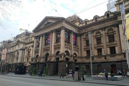 Melbourne town Hall 01
