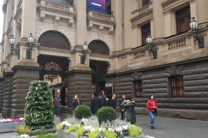 Melbourne town Hall 03