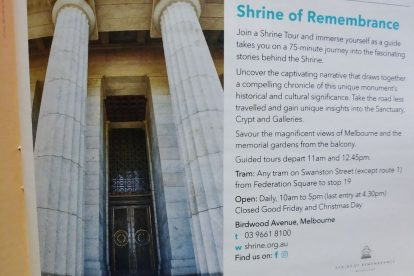 Shrine of Remembrance 01