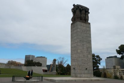 Shrine of Remembrance 02