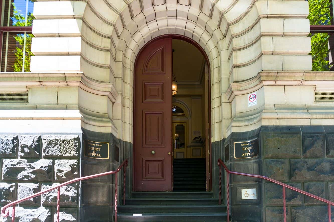supreme court of Victoria 01