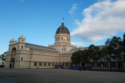 royal exhibition building 01