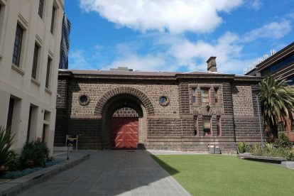 Old Melbourne Gaol 01