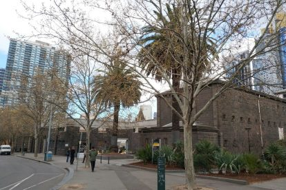 Old Melbourne Gaol 03