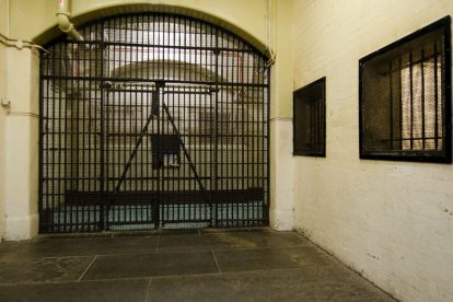 Old Melbourne Gaol 04