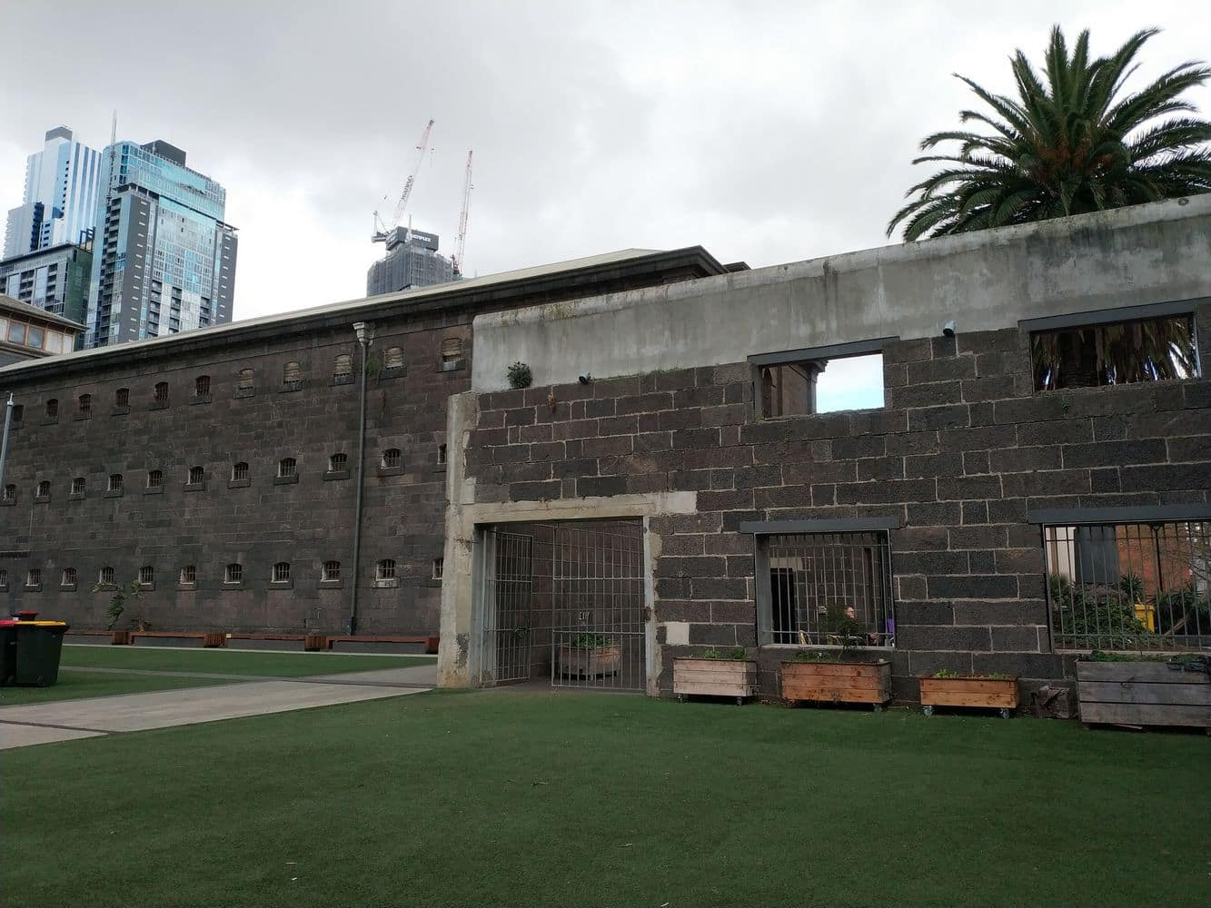 Old Melbourne Gaol 08