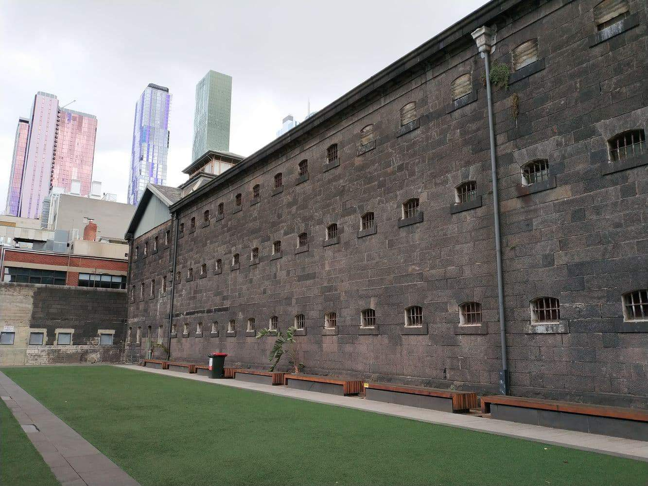 Old Melbourne Gaol 10