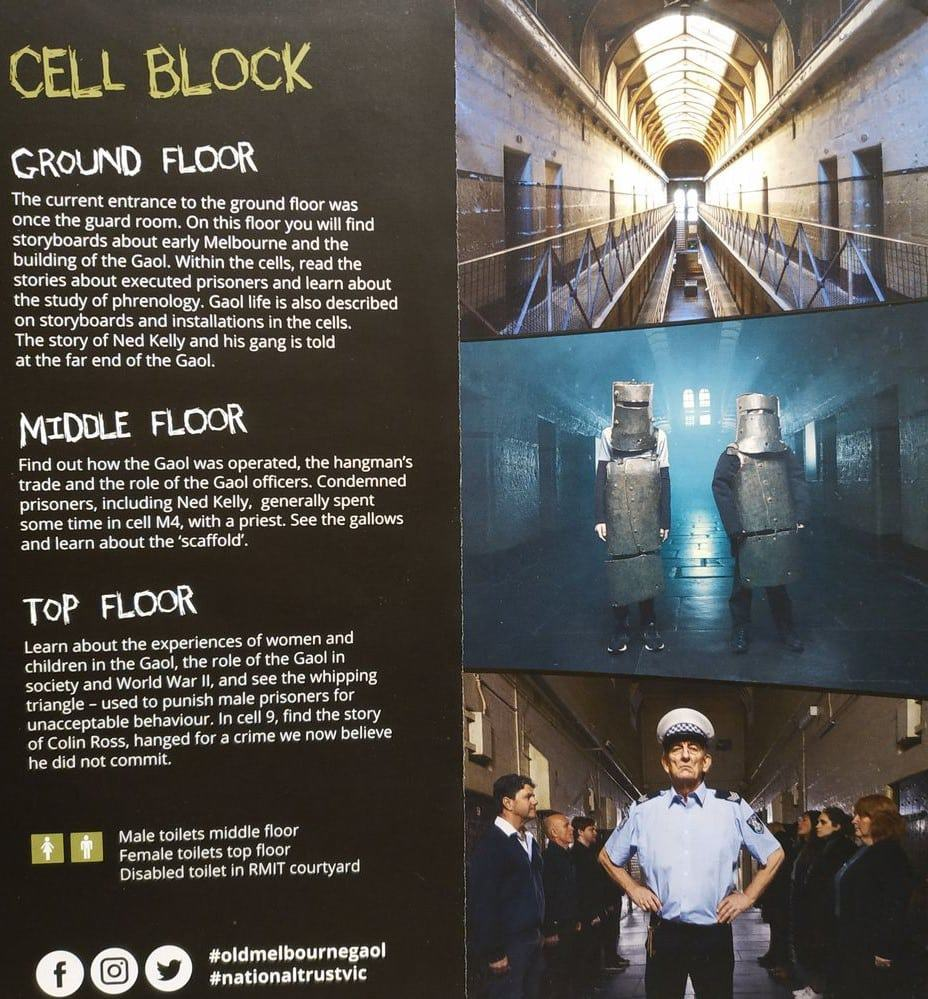 Old Melbourne Gaol 17