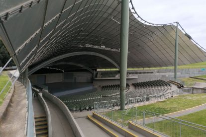 Sidney Myer Music Bowl 08