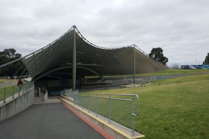 Sidney Myer Music Bowl 10