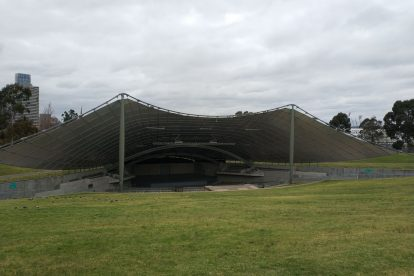 Sidney Myer Music Bowl 11