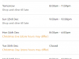Westfield Knox Christmas Trading Hours