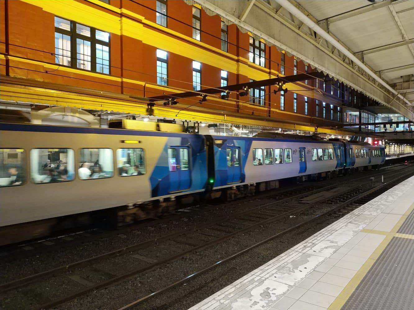 Flinders Street Railway Station 01