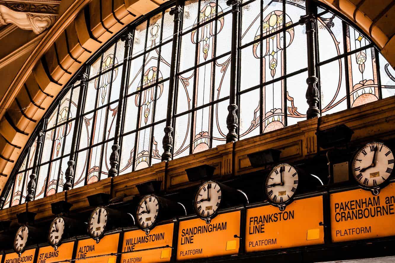 Flinders Street Station 02