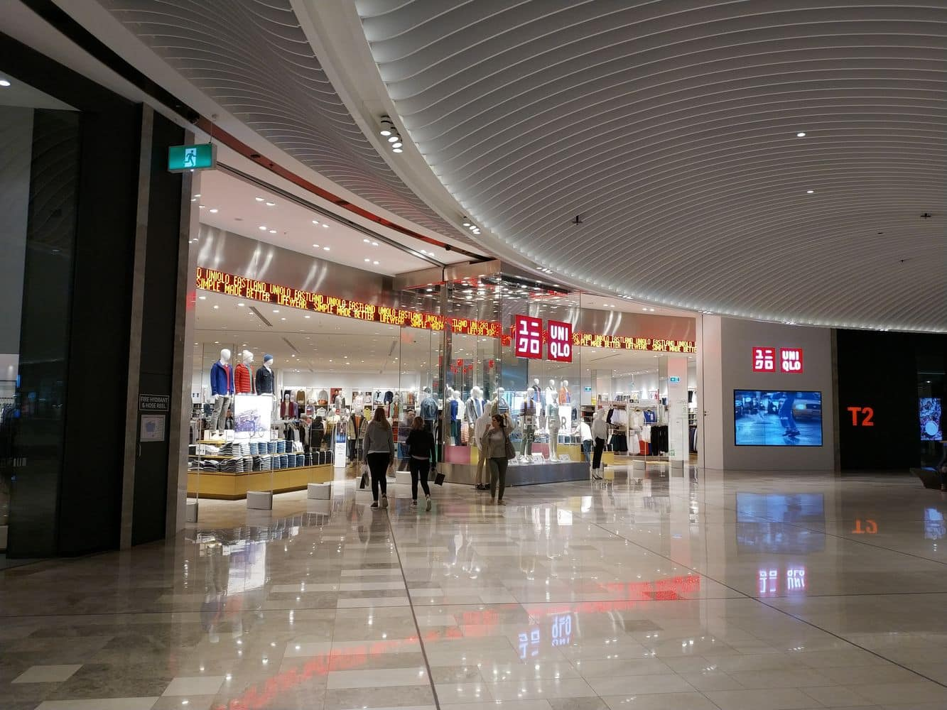 Eastland shoppping centre 12