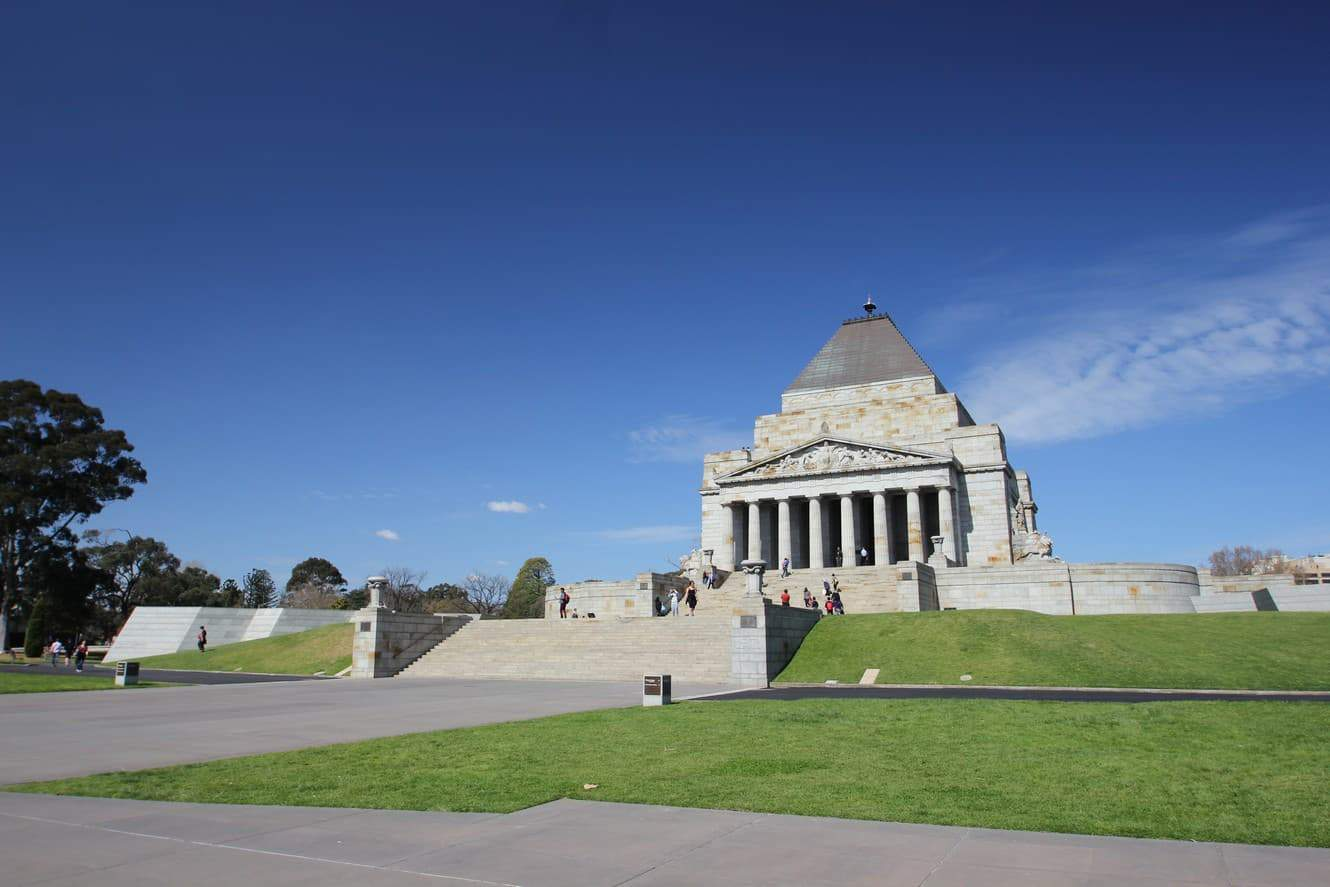Shrine of Remembrance 05