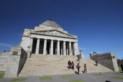 Shrine of Remembrance 07