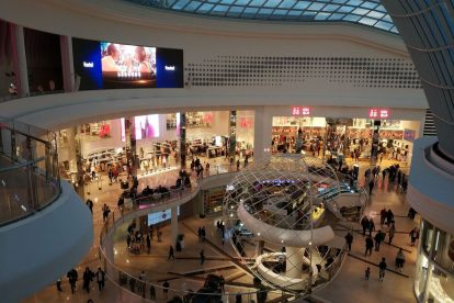 Chadstone shopping centre 24