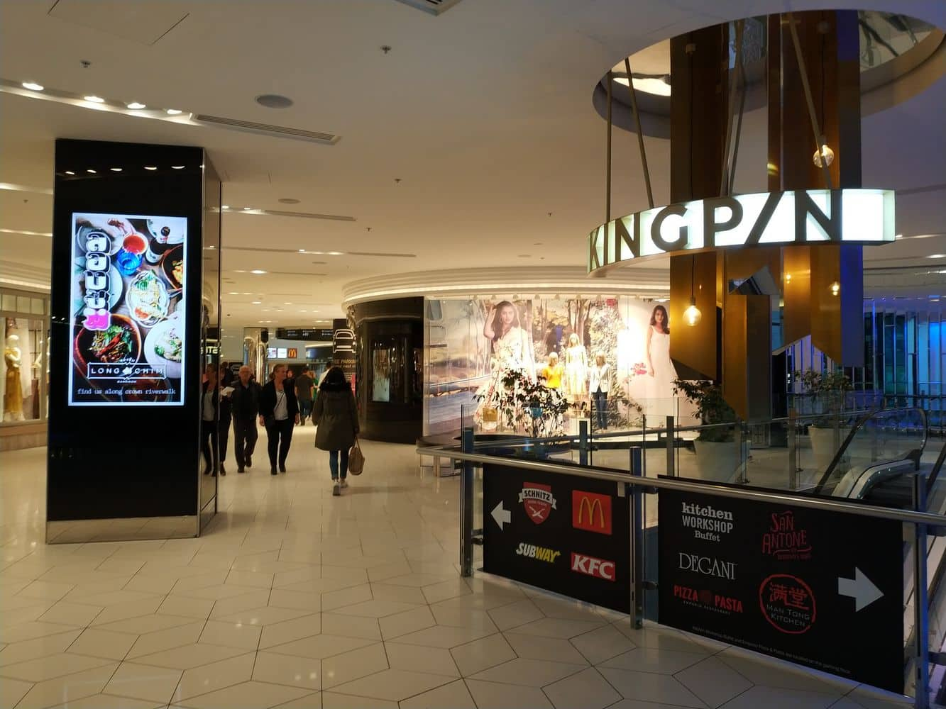 Restaurants Near Crown Casino