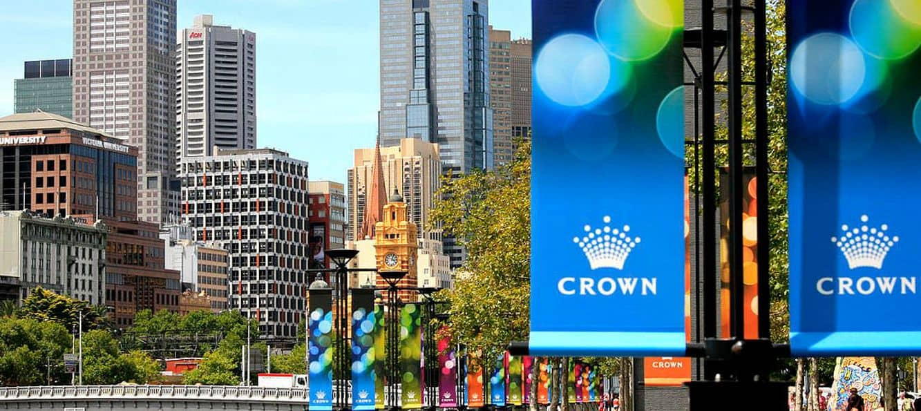 Crown Casino Booking