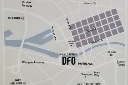 DFO South Wharf 26