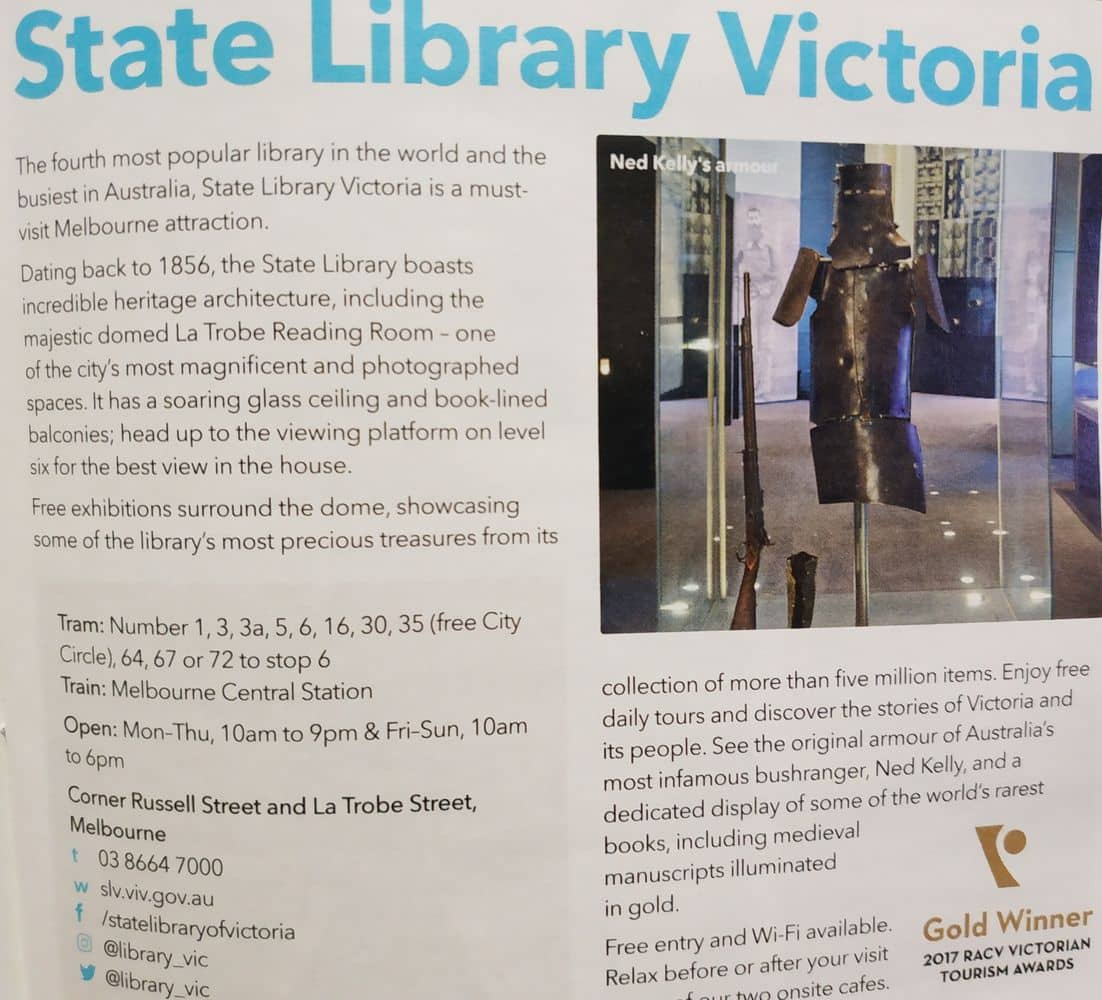 State Library of VIctoria 01