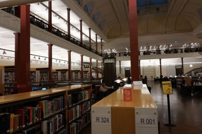 State Library of Victoria 10