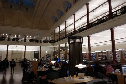 State Library of Victoria 12