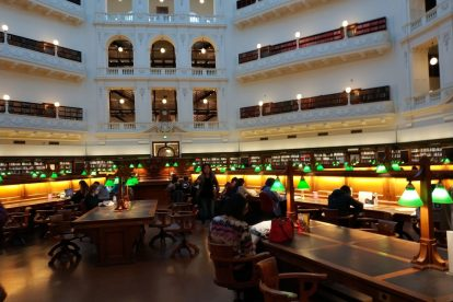 State Library of Victoria 14