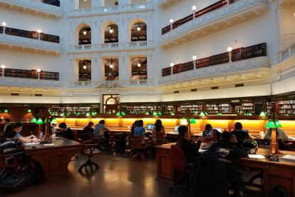 State Library of Victoria 16