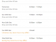 Westfield Doncaster Christmas Trading Hours