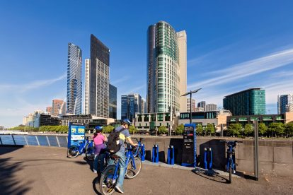 Melbourne Bike Share 03