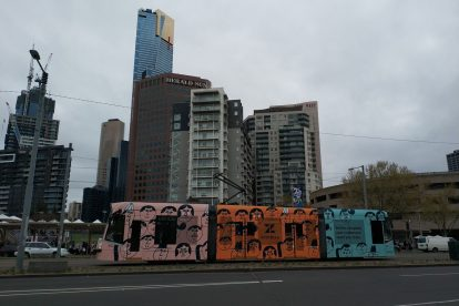 Melbourne Trams 01