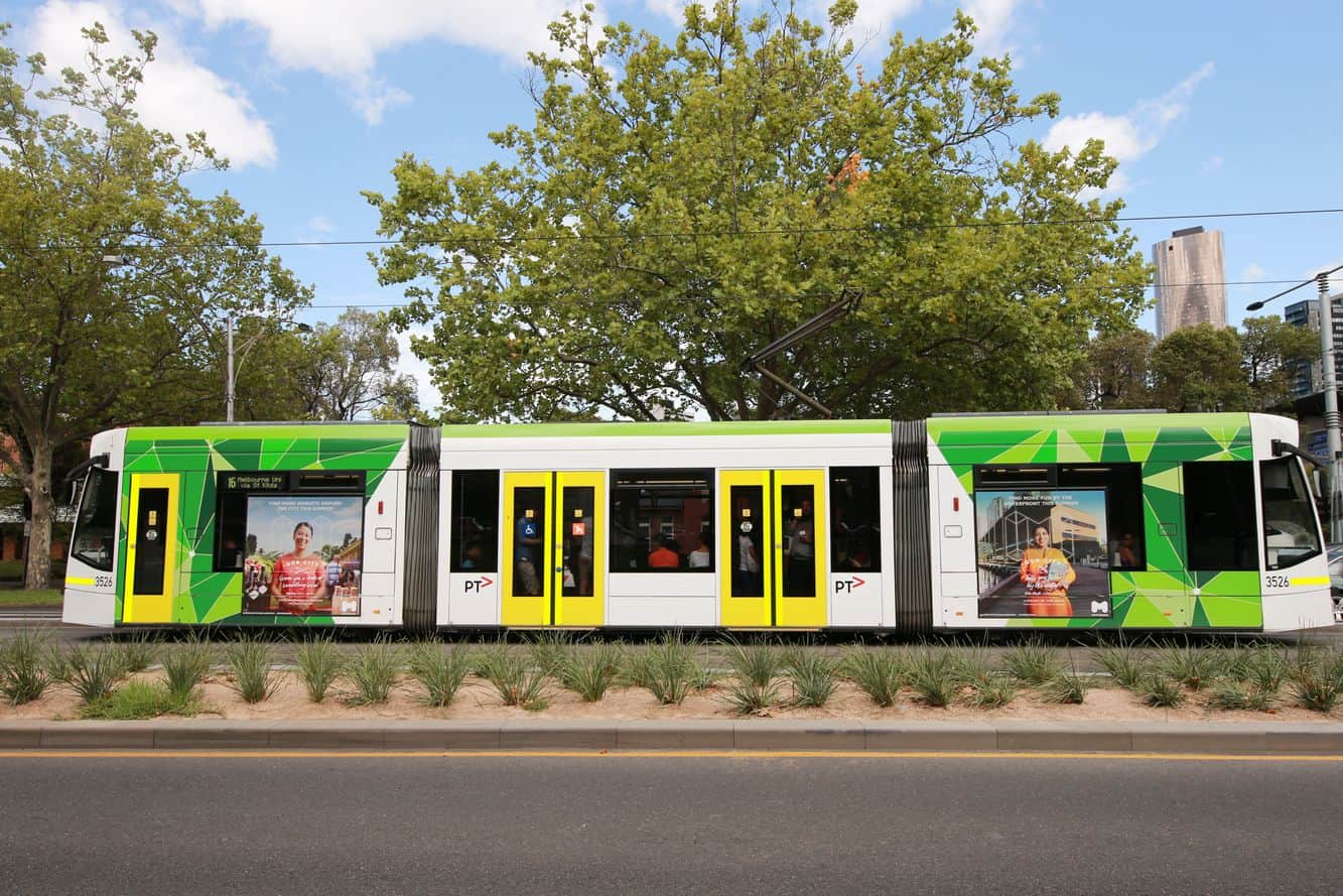 Melbourne Trams 02