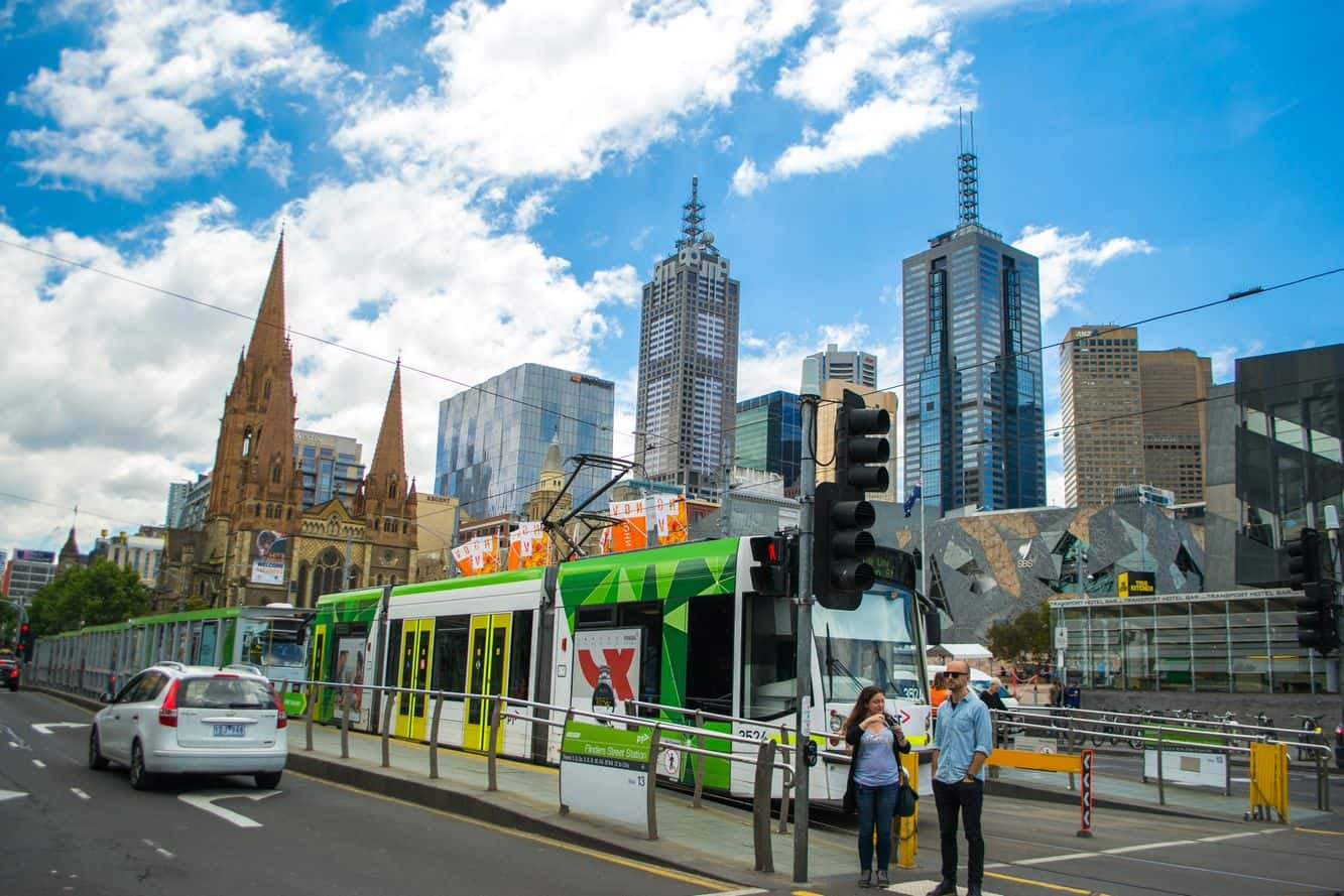 Melbourne Trams 03