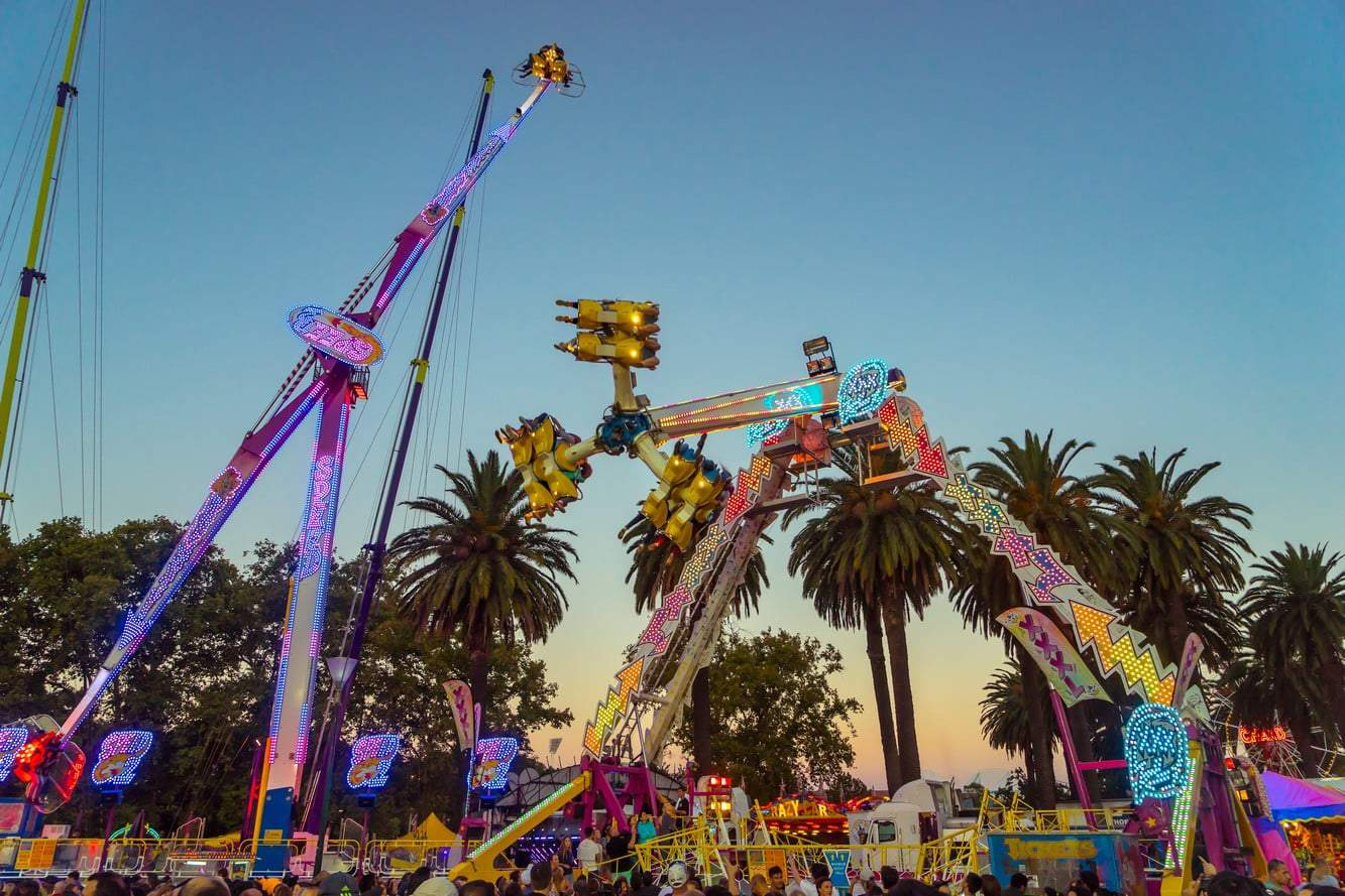 Moomba Festival Weekend 2019 Dates Parade Rides