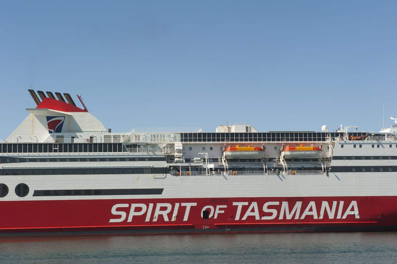 Spirit of Tasmania 05