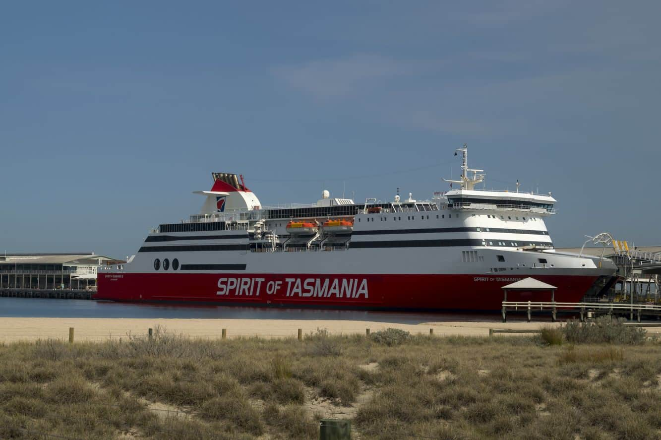 Spirit of Tasmania 08
