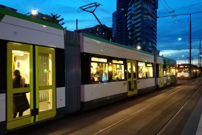 melbourne trams 04