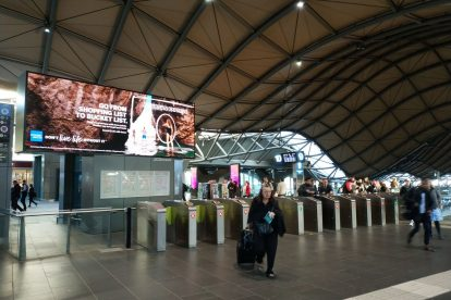 southern cross station 09