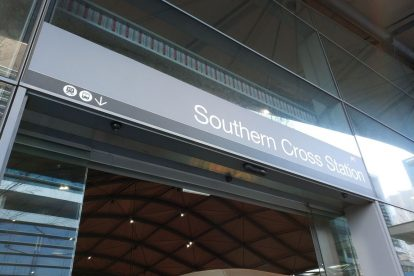 southern cross station 22
