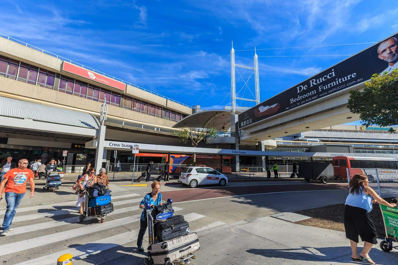 Melbourne Airport Motels With Parking