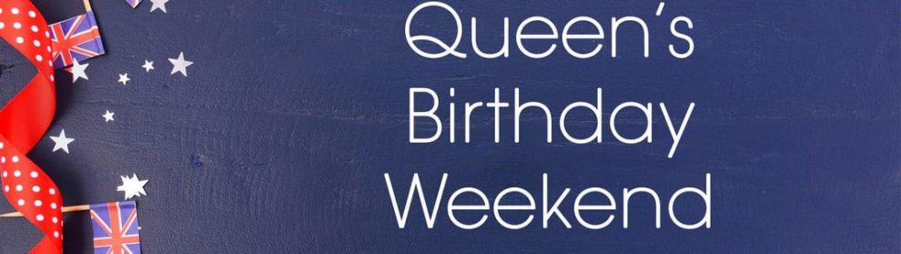 Public Holidaysqueens Birthday