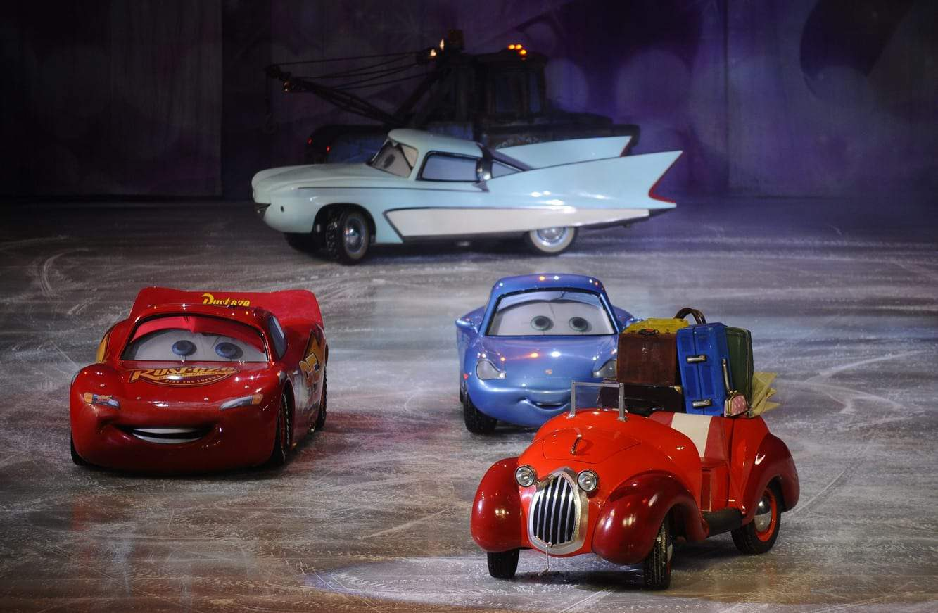 Disney On Ice 08