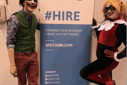 SpotJobs Career Expo 6