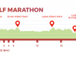 half marathon elevation map