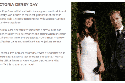 Derby Day Fashion Style Guide