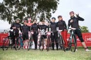Ms Melbourne Cycle & Half Marathon